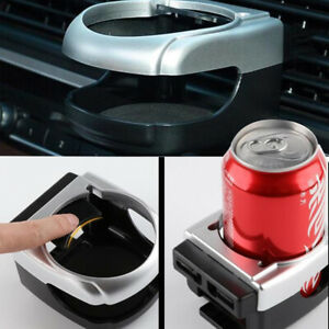 Auto Accessories Drink Cup Holder Car Air Vent Clip on Mount Water Bottle Stand