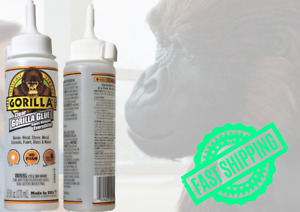 Gorilla Clear Glue Wood Metal Ceramic Stone Shoes Porcelain Leather Fabric Glass