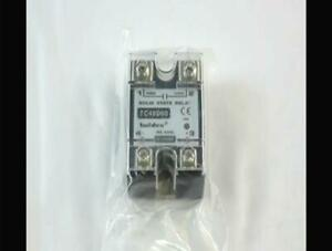 Twidec Output Single Phase Ssr Solid State Relay 60a 3 32v Dc To 24 480v Ac Ssr