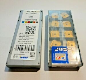 Sekr 42afn 76 Ic4050 Iscar 10 Inserts Genuine Factory Pack