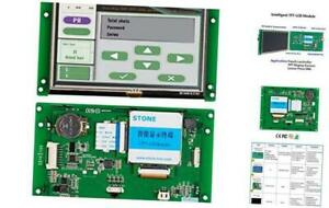 Scbrhmi 5 Inch Tft Lcd Display Module With Rs232 Ttl usb Interface