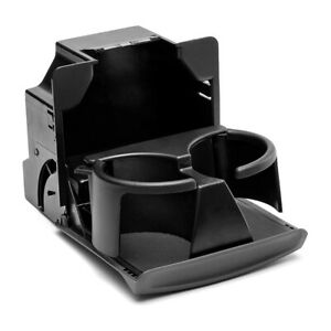 New Black For 2008 2015 Nissan Titan Center Console Instrument Panel Cup Holder