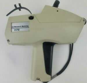 Pitney Bowes Monarch Marking 1175 Price Gun Pre owned