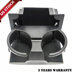 Cup Holder For Nissan Pathfinder Xterra Frontier Fit Rear Seat Center Console Am