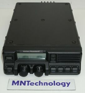 Vertex Vx 6000v Mobile Radio Low Band 37 50 Mhz Clear Buttons