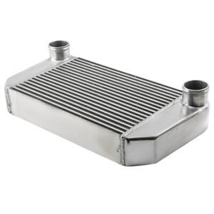 Universal Front Mount Turbo Intercooler 25 X12 X3 5 550hp 2 75 Inlet Outlet