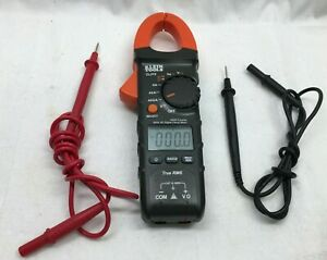 Klein Tools Cl310 Auto Ranging True Rms 400a Ac Digital Clamp Meter
