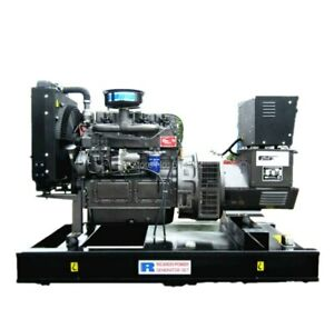 Diesel Generator For Whole Home Military 33kw Electric Fuel Engine Alternator