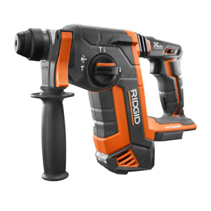 Ridgid Rotary Hammer 1 inch Sds plus 18 volt Octane Cordless tool Only