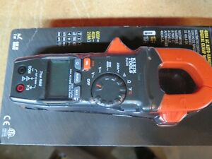 Klein Tools 400a Ac Auto Ranging Digital Clamp Meter Cl220 New