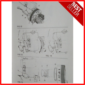 Hydrovane 13 17 23 Service Repair Workshop Manual 97 Pages will Send Via Email