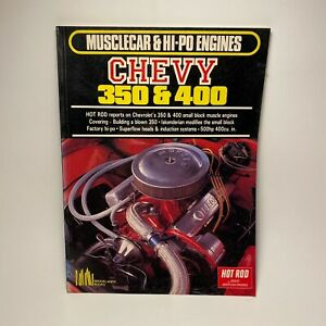 Musclecar Amp Hi Po Engines Chevy 350 Amp 400 Hot Rod
