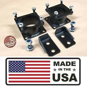 Sr 2011 2019 Ford Explorer Steel Front 3 Leveling Lift Kit With Sway Bar Drop
