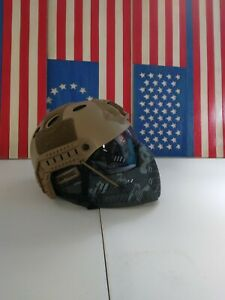 Tactical Paintball Airsoft Helmet $170.00