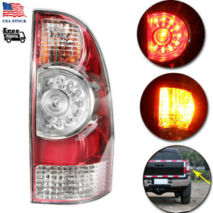 Rear Right Passenger Led Tail Light Fit For Toyota Tacoma 2009 2015 2014 2013