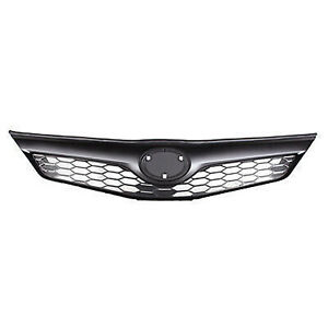 Toyota Camry Grille Black Se 2012 2014 To1200354
