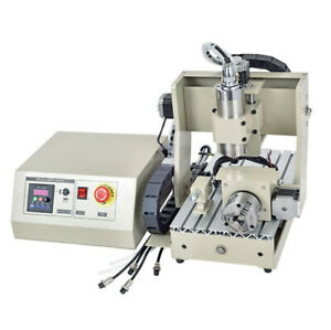 Usb Cnc 3040t 4 Axis Router Engraver 3d Milling Drilling Engraving Machine 560w