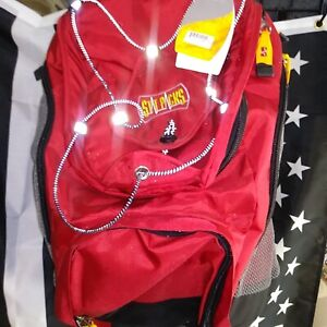 Stat Packs Quickdraw Medic Back Pack Red