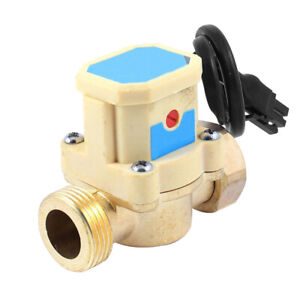 Rustproof Automatic Flow Sensor Switch 1 2 Protect Stainless Steel Pump Water