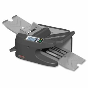 Martin Yale 1812 Autofolder Paper Folding Machine Variable Speed Ranges From 5