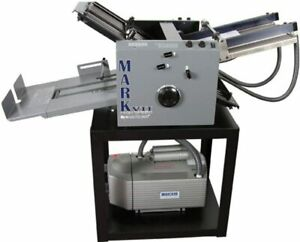 Martin Yale Mk7000a Mark Vii High Speed Airfeed Paper Folder Up To 35 000sheets