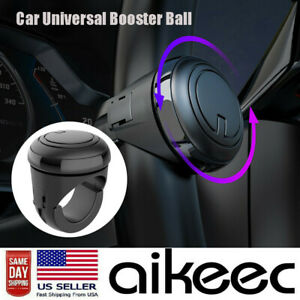 Car Power Steering Wheel Ball Suicide Auxiliary Knob Booster 360spinner Handle