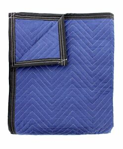 Universal Utility Blankets 72in X 45in Large Moving Blankets Heavy Duty