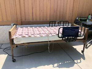 Invacare Semi electric Hospital Bed Model 5000ivc