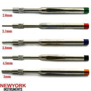 Dental Implant Surgery Surgical Osteotomes Straight Implant Sinus Lift Grafting