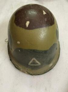 Antique Vintage M74 India made with Kevlar Helmet Old Rare Collectible Militaria $79.99