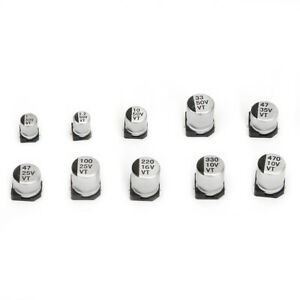 Professional Electrolytic Capacitor Kit Smd Electrolytic Capacitor Capacitor For
