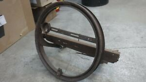 Model T Ford 1919 1920 Spare Tire Carrier And Rim Mt 7205
