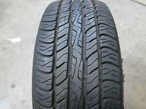 P225 50r17 Dunlop Signature Ii 94 V Used 225 50 17 9 32nds