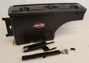 Sale Undercover Driver Left Swing Case Toolbox Box For 2015 2021 Ford F 150
