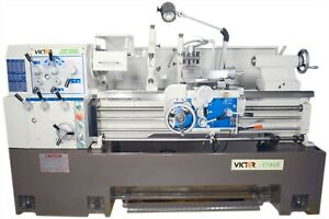 17 Swg 86 Cc Victor S1790e W special Package Engine Lathe D1 8 Camlock With 3