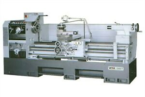 29 Swg 60 Cc Victor 2960t W special Package Engine Lathe 4 1 8 Bore 4 way R