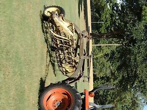 New Holland 256 Hay Rake Roller Bar 273 Baler And Conditioner 515 Ford Cycle