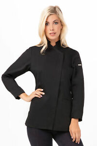 Chef Works Womens Marrakesh V series Chef Coat ces03w