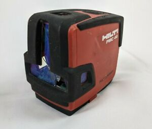 Hilti Pmc 46 Self Leveling Combination 4 Point Laser Read Desc Tested