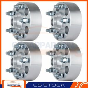 4 2 Hubcentric Wheel Spacers 5x4 5 5x114 3 Fits Ford Ranger Mustang Explorer