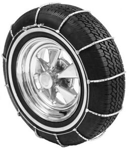 Cable Tire Chains 255 55r15 Passenger Vehicle Tire Chains