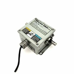 Electro Cam Corp Ps 4256 11 ddr Pl s Absolute Gray Encoder Nema 12 0 1 000rpm