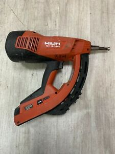 Hilti Gx 120 Me Gas Actuated Fully Automatic Nail Gun For Concrete steel Nails