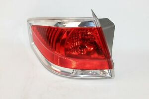 2008 2011 Ford Focus Driver Left Tail Light Assembly Oem