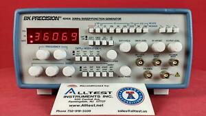 Bk Precision 4040a 20mhz Sweep function Generator