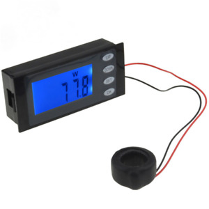100a High Power Voltage And Current Power Meter Modul Energy Meter Power Monitor