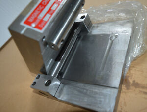 New Permanent Magnetic Chuck Single Sine Plate 6 6 Inch Chuck 15 15cm