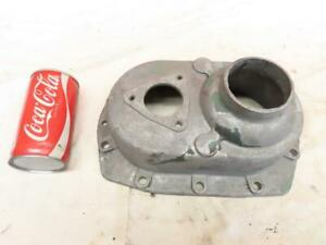 Good Used Vintage Detroit Gmc Diesel Blower Supercharger End Plate Cover