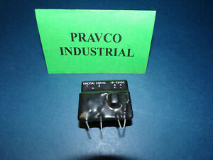 Crydom Pfe240d25 Solid State Pc Board Relay 15 32vdc 10amp 240vac