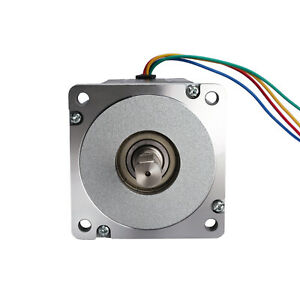 Nema 34 Stepper Motor Wt86sth118 6004a 1189oz in 5 6a Applied For Cnc Router
